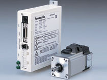 servomotor eléctrico AC brushless compacto E Panasonic Electric Works Corporation of America