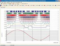 software de simulación de circuito electrónico  Pulsonix