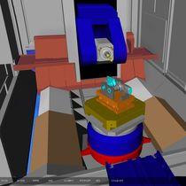 software de simulación de mecanizado CNC Eureka Roboris