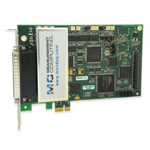 tarjeta de adquisición de datos PCI Express 16 bit, 100 kS/s | PCIe-DAS1602/16 Measurement Computing