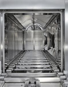 autoclave de proceso / con generador de vapor / de vacío / horizontal