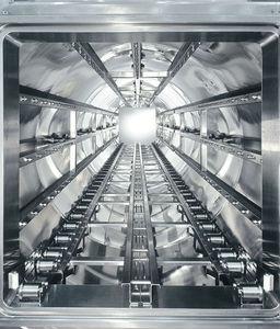 autoclave de proceso / horizontal / para la industria farmacéutica