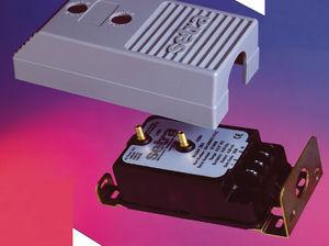 transductor de presión diferencial / de membrana / analógico / baja presión