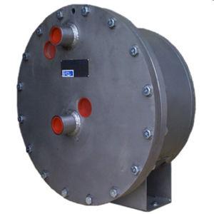 refrigerador de aire / para muestras / tubular