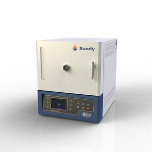 horno de mufla / de secado / de análisis / de laboratorio