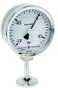 manómetro de esfera / de tubo Bourdon / de proceso / resistente a la corrosión