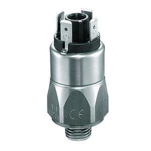 presostato de membrana / ajustable / de acero inoxidable / IP65