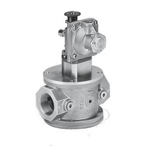 válvula de seguridad para gas / de rosca / de brida / de cierre
