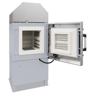 horno de cámara / resistencia eléctrica / con circulación de aire / de laboratorio