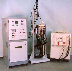 horno de carbonitruración / para soldadura blanda / de templado / de sinterización