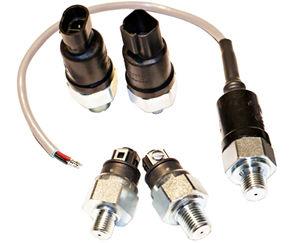 presostato para aceite / para aire / de pistón / para aplicaciones hidráulicas