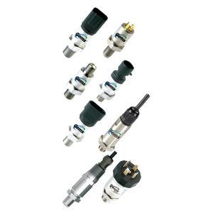 transductor de presión relativa / de capa fina / analógico / compacto