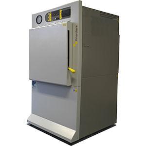autoclave de laboratorio / de carga frontal