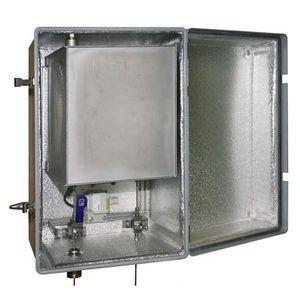 refrigerador de aire / para muestras / pasivo