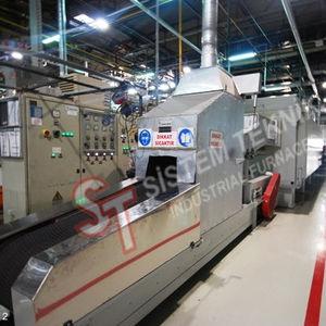 horno de sinterización / de mufla / de cinta transportadora / eléctrico