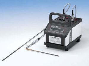 termómetro de líquido / digital / portátil / de referencia