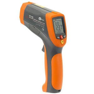 termómetro de infrarrojos / con indicador digital / móvil / de lectura directa