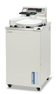 autoclave de laboratorio / de carga superior / vertical