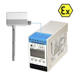 transductor de presión capacitivo / potenciométrico / de salida en mV / 4-20 mA