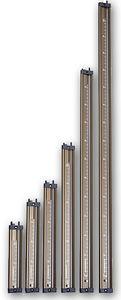 manómetro analógico / de columna de líquido / para aire / para HVAC