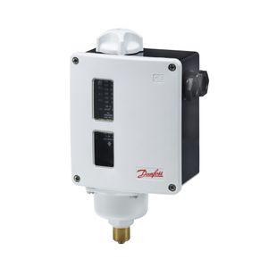 presostato para vapor / diferencial / IP54