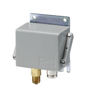 presostato para líquido / diferencial / compacto / robusto