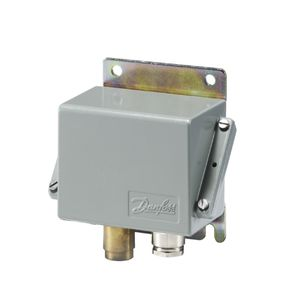 presostato para agua / diferencial / compacto / robusto