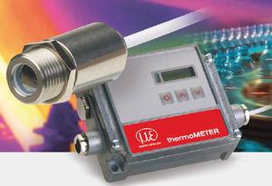 termómetro de infrarrojos / digital / con pantalla LCD / compacto