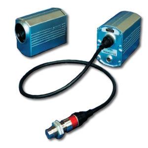 termómetro de sonda / sin visualizador / fijo / con fibras ópticas