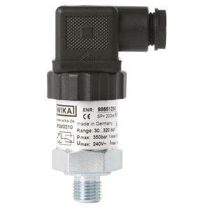 presostato para gas / de pistón / para aplicaciones hidráulicas / OEM