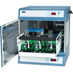 incubadora agitadora shaker de laboratorio / de convección forzada / digital / compacta