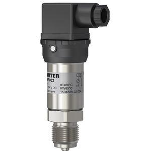 transductor de presión relativa / de membrana / analógico / IP65