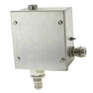 presostato para gas / para líquido / de membrana / de fuelle