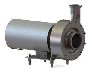 Bomba centrífuga / de acero inoxidable / para aplicaciones higiénicas