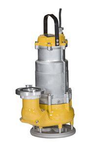 Bomba de sumergible / centrífuga / resistente a la abrasión