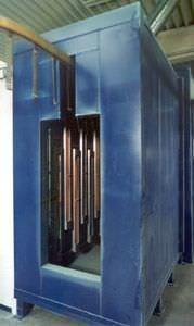 Horno de fusión / de carga suspendida / de infrarrojos Belmeko