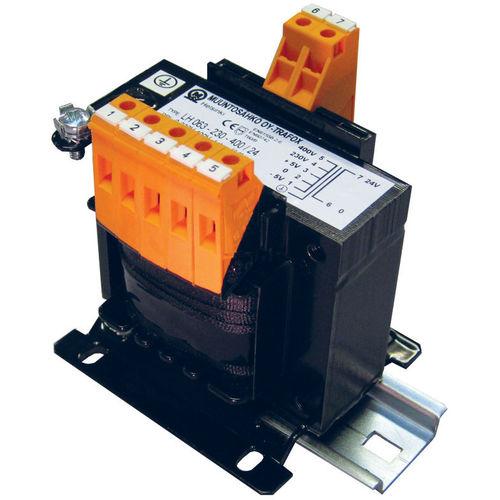 transformador de aislamiento / encapsulado / AC / monofásico