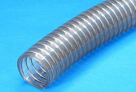 tubo flexible para productos químicos / para productos alimentarios / para vacío / de manipulación