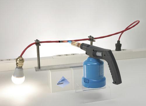 cable eléctrico híbrido / aislado / antipropagación de llamas / resistente al fuego