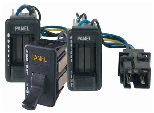 interruptor de corredera / unipolar / de mando / de termoplástico