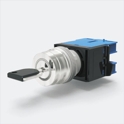 Interruptor de llave / de selección / unipolar / LED sd22Φ22key switches momentary/maintained Wenzhou Jinhong Electric Appliance