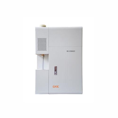 analizador de carbono / de azufre / de combustión / de absorción infrarroja