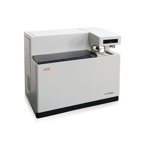 analizador de azufre / de carbón / de gas de combustión / de concentración