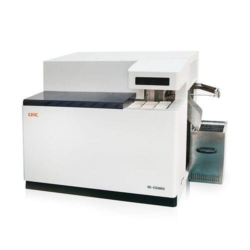 analizador de azufre / de carbono / de carbón / de biomasa