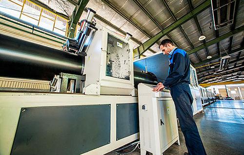 línea de extrusión de tubos - Jiangsu Xinrong Sinence & Technology Development Co,. Ltd.