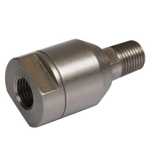 racor giratorio para aceite / hidráulico / de alta presión / de baja presión