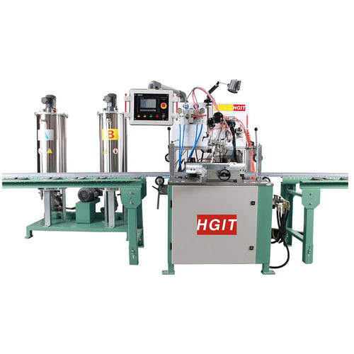 Máquina de colada HGZJ803 HGIT (Huagong Innovation Technology Co., Ltd)