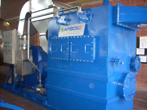 lavador de gases Venturi / por vía húmeda / químico
