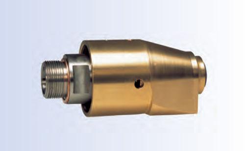 racor giratorio para agua / para aceite caliente / para vapor