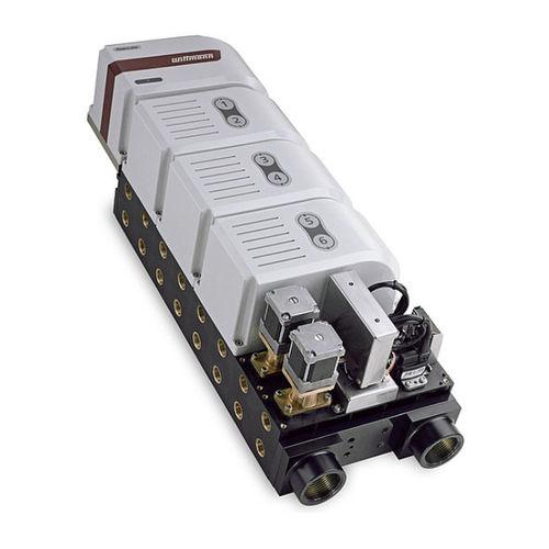 Regulador de caudal hidráulico / de agua / para prensa de inyección / para circuito frigorífico FLOWCON plus Wittmann